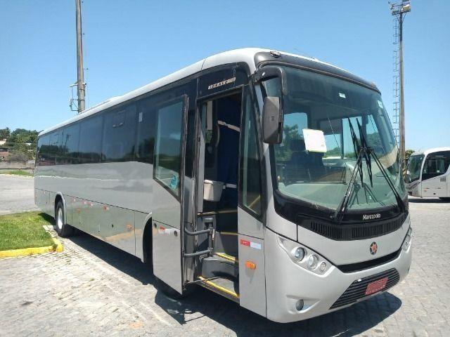 Ônibus Marcopolo Ideale 770 Mercedes Benz OF 1721 Bluetec 5 Ano/modelo: 2012/2012