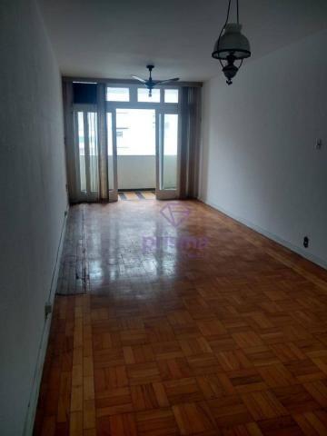 Apartamento com 3 dormitórios à venda, 110 m² por R$ 450.000,00 - Boqueirão - Santos/SP - Foto 3