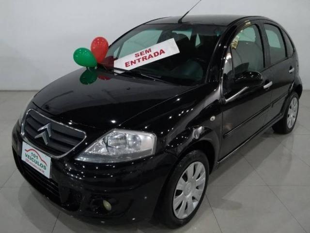Citroën C3 Exclusive 1.4 8V (flex)  1.4