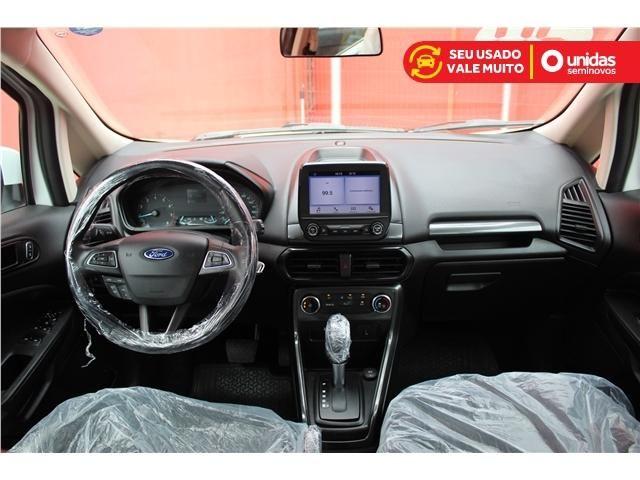 Ford Ecosport 1.5 ti-vct flex se automático - Foto 7