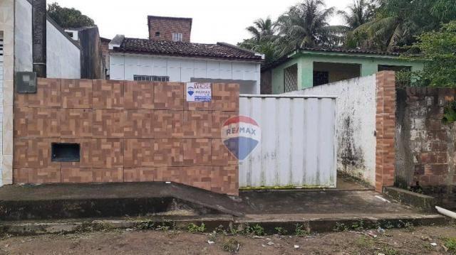 Casa com 2 dormitórios à venda, 63 m² por R$ 125.000 - Jardim Militania - Santa Rita/Paraí