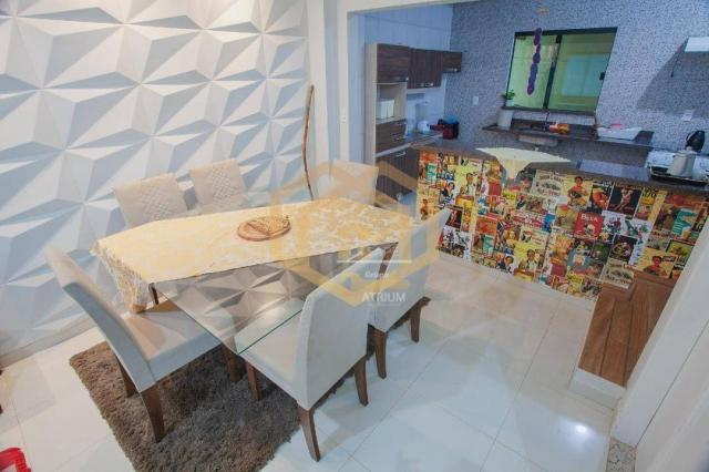Sobrado com 3 dormitórios à venda, 131 m² por R$ 290.000,00 - Novo Horizonte - Porto Velho - Foto 8