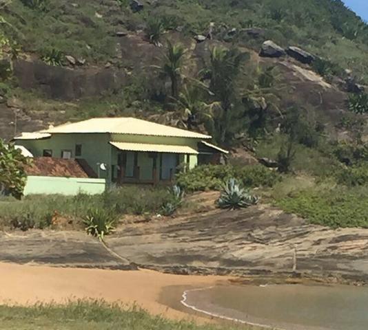 Casa de frente para Praia de Setiba/Guarapari