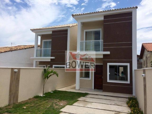 Casa com 3 dormitórios à venda, 70 m² por R$ 349.000,00 - Jardim Atlântico Central (Itaipu - Foto 2