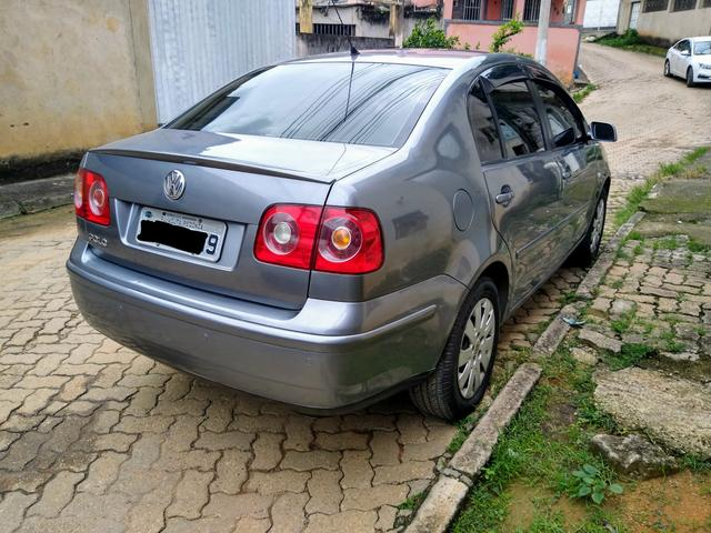 Polo sedan 1.6 2008 - GNV - Foto 4
