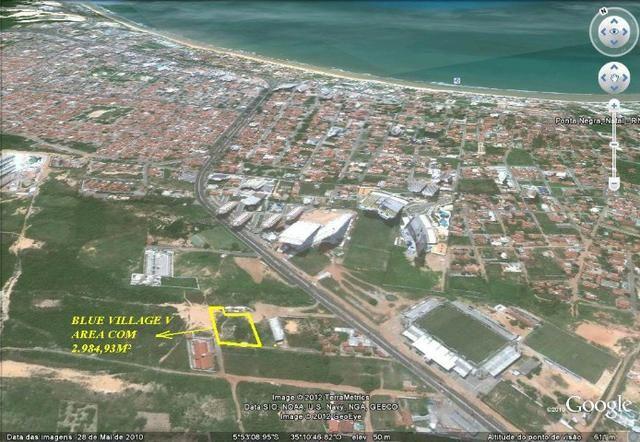 VR-Excelente Área com 2980m² em Ponta Negra Para Empreendimentos Facilidade de Negócio - Foto 4