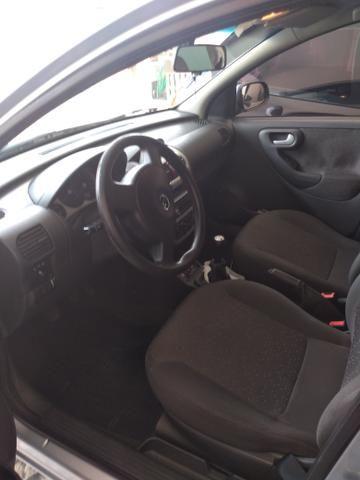 Carro Corsa sedan, troca por EcoSport - Foto 3