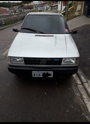 Vendo Fiat Prêmio 91 ou troco por carro antigo - Foto 4
