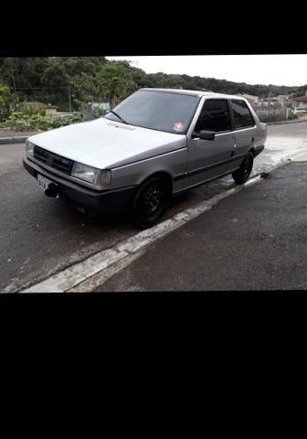 Vendo Fiat Prêmio 91 ou troco por carro antigo - Foto 3