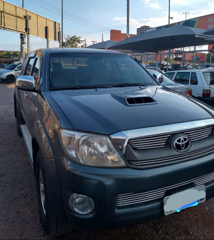 HILUX ANO :2009