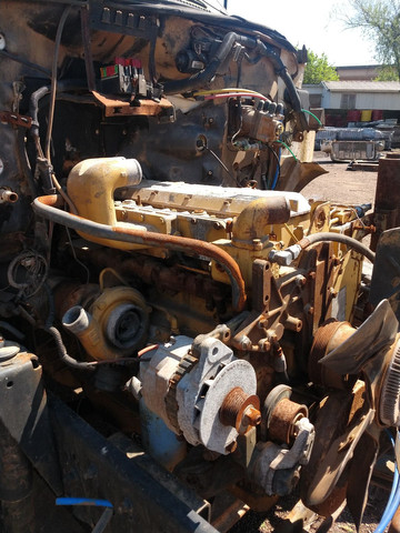 Motor Caterpillar 3116 - Foto 3