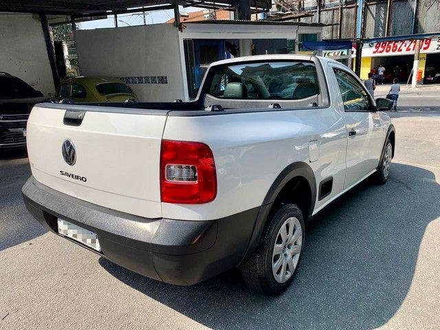 Volkswagen Saveiro Startline 1.6 Flex 2015 Cabine Simples - Foto 6