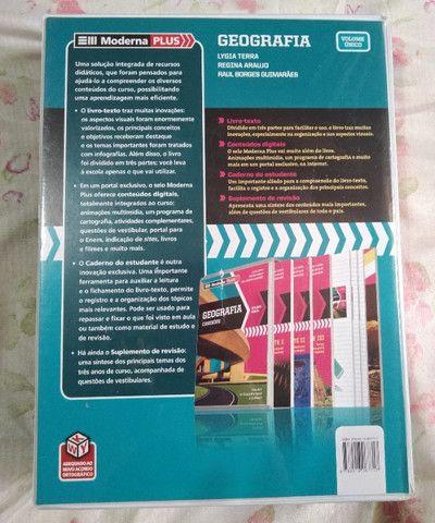 Box - Livros de Geografia - Ensino Médio (volume único) - Foto 6