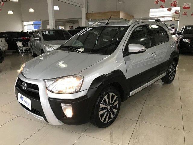 Toyota Etios Cross 1.6 2017