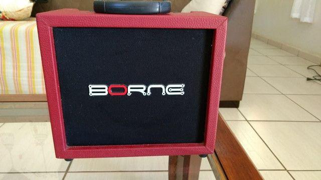 Amplificador Borne Strike G 20 - Foto 2