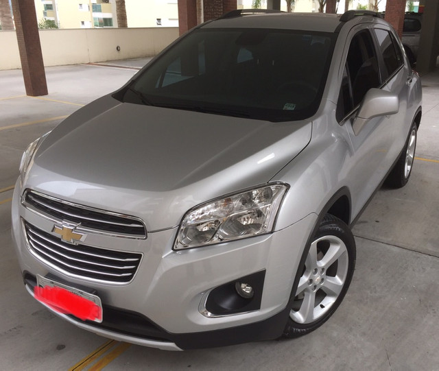 Chevrolet Tracker LTZ 2016