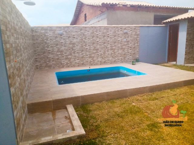 Casas em Unamar Tamoios Cabo Frio com piscina e churrasqueira - Foto 10