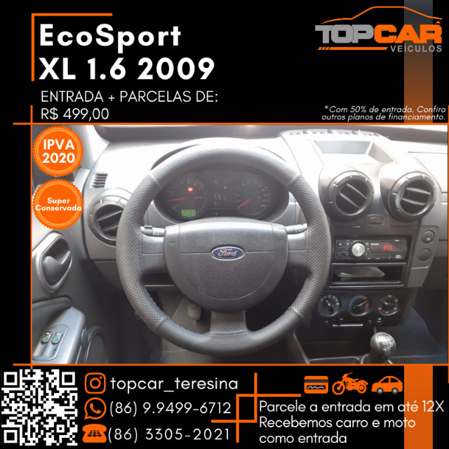 EcoSport XL 1.6 2009 - Foto 9