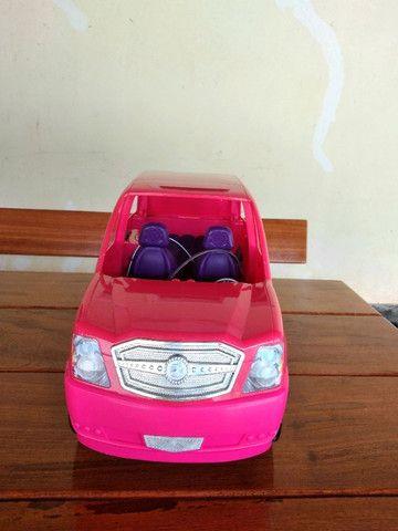Carro Barbie Luxo - Foto 3