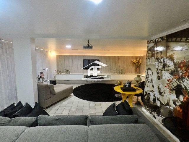 Condomínio Jardim do Horto - Casa com 3 suítes sendo 1 máster - 534m² - Foto 12