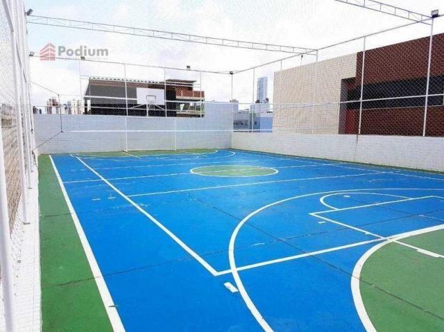 Apartamento à venda com 4 dormitórios em Aeroclube, João pessoa cod:36315 - Foto 3