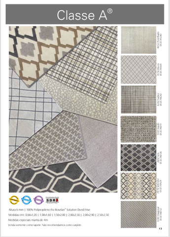 tapete são carlos Novo direto da Fábrica com Garantia  - Foto 6