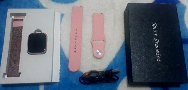SmartWatch P80 Rosé  - Foto 2