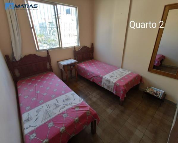 Apartamento de 2 quartos para TEMPORADA na Praia do Morro Guarapari - ES - Foto 10