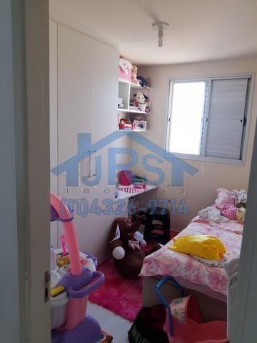 Apartamento com 2 dormitórios à venda, 50 m² por R$ 265.000,00 - Vila Mercês - Carapicuíba - Foto 4