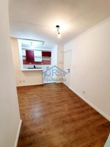Apartamento com 2 dormitórios à venda, 49 m² por R$ 240.000,00 - Vila Mercês - Carapicuíba - Foto 4