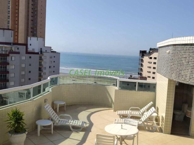 Apartamento à venda com 2 dormitórios em Guilhermina, Praia grande cod:804126 - Foto 2