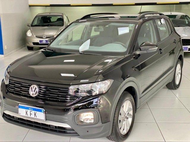 Volkswagen Tcross 1.0 200 Tsi Total Flex Automatico 2020 - Foto 11