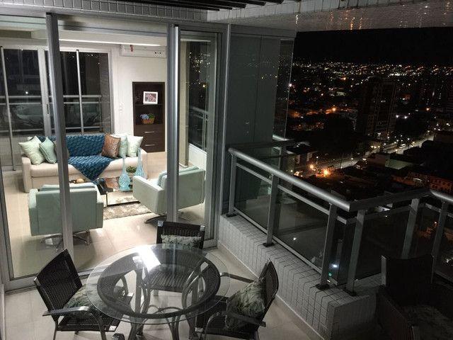 COBERTURA Duplex 4 SUÍTES 100% Mobíliado. Av. Salvador. - Foto 15