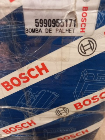 Bomba direção hidráulica bosch nova p/ Mercedes