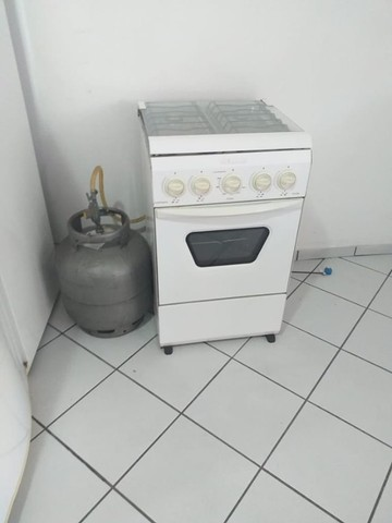 Alugo flat de 1/4 mobiliado em condomínio Down Town no centro - Foto 4