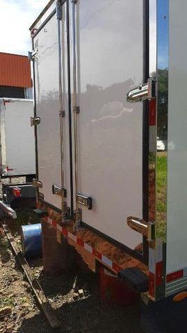 baus termicos frigorificos e refrigerados usados novos e semi novos  - Foto 2