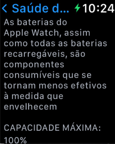 Apple Watch Series 3 (GPS) - 38mm - Branco - Foto 4