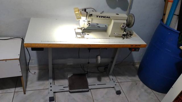 Máquina de Costura Industrial TYPICAL - Foto 3