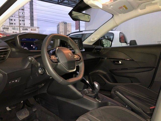 Peugeot 208 Griffe 1.6 Aut 2021 - Negociação Diogo Lucena 9-9-8-2-4-4-7-8-7 - Foto 5