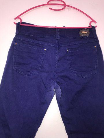 Calça jeans azul - Foto 2