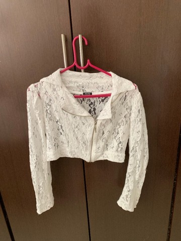 blusas manga longa estilosa - Foto 2