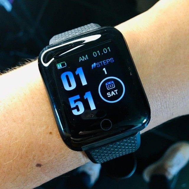 Relogio Smartwatch D13 (entrega grátis) - Foto 2