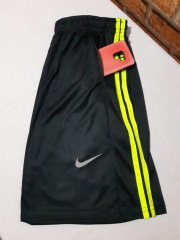 Shortes Nike & Adidas - (M) (G) (GG) - Foto 5