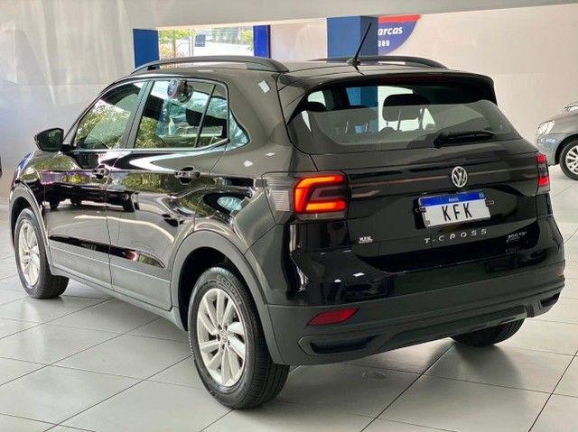 Volkswagen Tcross 1.0 200 Tsi Total Flex Automatico 2020 - Foto 3