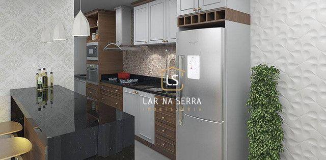 Apartamento com 2 dormitórios à venda, 124 m² por R$ 560.000,00 - Centro - Canela/RS - Foto 6