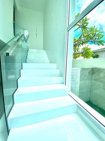 Linda casa projetada por arquitetos , 440m2  de puro luxo, requinte e bom gosto - Foto 12