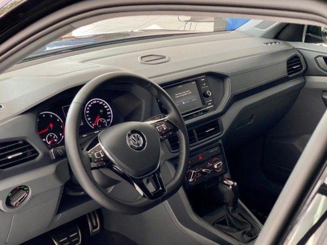 Volkswagen Tcross 1.0 200 Tsi Total Flex Automatico 2020 - Foto 6