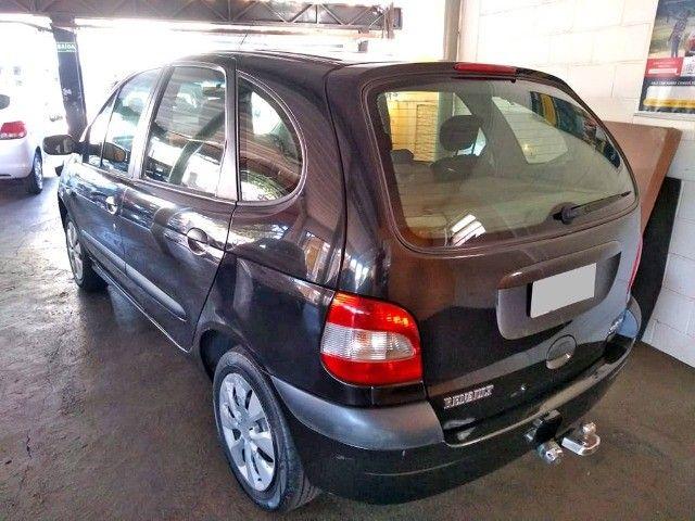 Renault Scenic 1.6 Authentique 2004 Completa - Foto 3