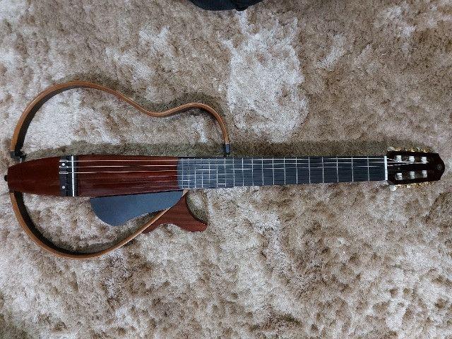 violão yamaha slg200nw - Foto 4