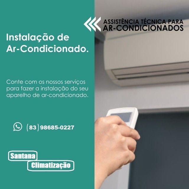 Ar condicionado PROMOÇÃO 150